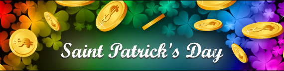 Special Match Bonuses for St Patrick's Day