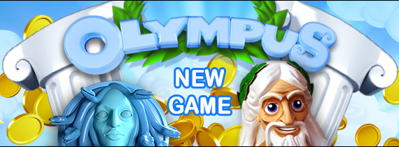Introducing New Game: Olympus