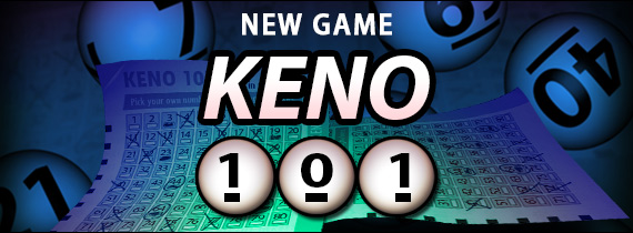 Play Keno 101 with Match Bonuses