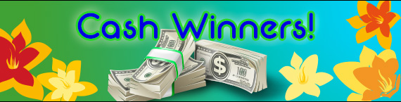 Up to $150 to be won in August Monthly Draw!