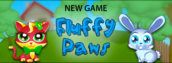 'Fluffy Paws' Arrives with Introductory Bonus Codes