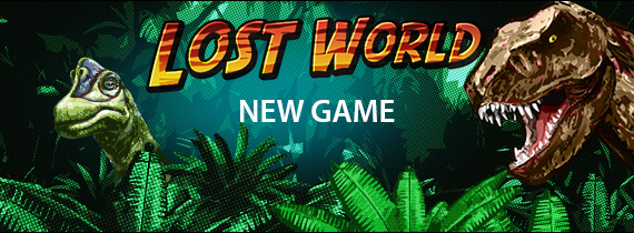 'Lost World' Arrives with $12 Freebie & Match Bonuses!