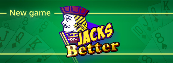 Jacks or Better Arrives with Free Cash + Matches