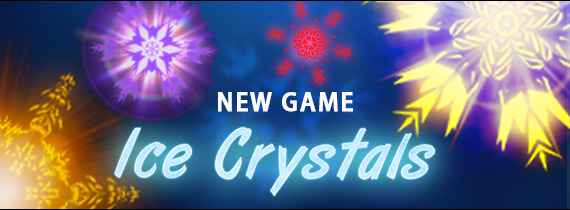 New Slot 'Ice Crystals' Arrives with Bonuses