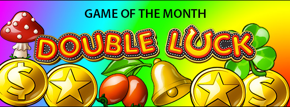 Match Bonus and Cash Prizes for Double Luck