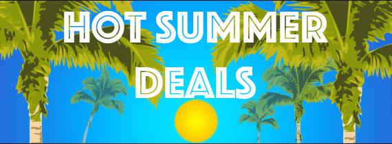 Grab your August Specials - Up to 80% Daily!