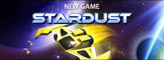 Free Cash & Matches for New Game: Stardust!