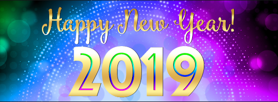 Bring in 2019 with Free Cash & Match Bonuses!