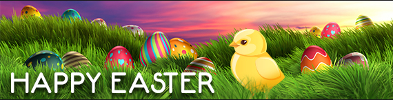 Celebrate Easter with Free Cash & Matches!