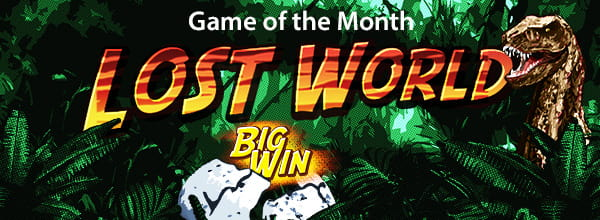 Lost World is Game of the Month
