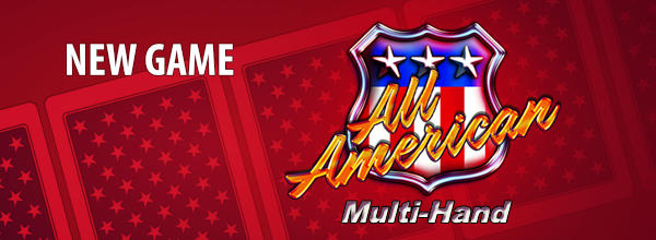 New Game: All American Multi-Hand