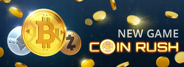 New Game: Coin Rush
