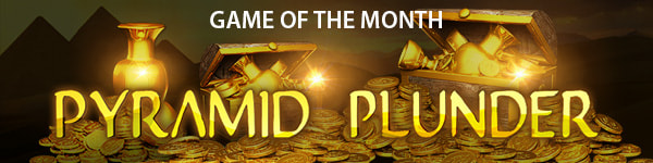 Game of the Month: Pyramid Plunder